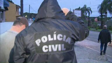 Polícia prende grupo suspeito de desviar dinheiro do Banco do Brasil - Montante aproximado seria de dez milhões de reais.