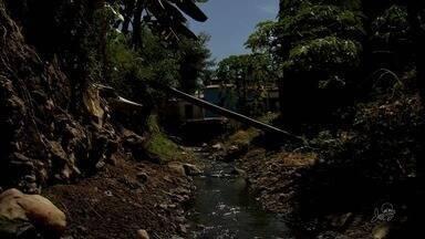 Quase metade das cidades do Ceará ainda sofre com a falta de saneamento - Confira mais notícias em G1.globo.com/ce