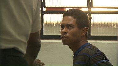 Homem é preso em flagrante por assediar passageira dentro de ônibus - A passageira do transporte coletivo de Londrina denunciou o homem que está preso por tentativa de estupro.