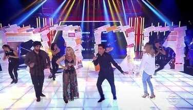 Adnight Show - Programa do dia 26/10/2017, na íntegra - Veja estreia da nova temporada do Adnight Show. Joelma, Renato Góes e Fernanda Gentil participam do programa.