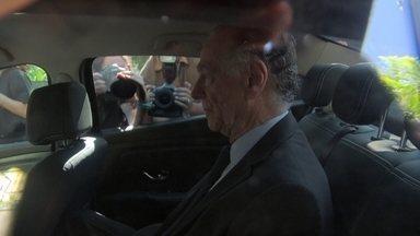 Ex-presidente do COB Arthur Nuzman pode deixar a cadeia nesta sexta-feira (20) - Habeas corpus foi concedido ontem. O ex-presidente não poderá sair do estado, nem frequentar instalações do Comitê Olímpico Rio 2016 ou do Comitê Olimpico do Brasil. Além disso, terá que entregar o passaporte à Justiça.
