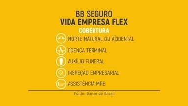 """Seguro de vida é contratado por empresas que querem valorizar os funcionários - Banco do Brasil oferece o """"BB seguro de vida empresa flex"""". Conheça mais sobre o produto."""