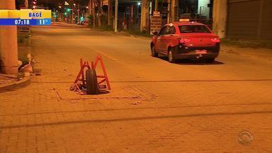 Reportagem mostra buraqueira que prejudica o trânsito em Porto Alegre - Assista ao vídeo.
