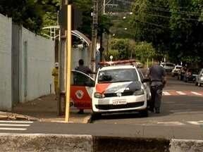 Explosão de bomba causa tumulto em escola estadual - Caso ocorreu na escola Mirella Pesce Desidere.