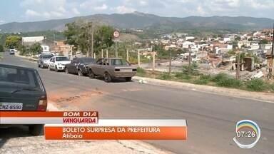 Cobrança por asfalto surpreende moradores em Atibaia - Prefeitura defende que cobrança é legal.