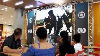 Evento comemora lançamento da novela O Outro Lado do Paraíso - Trama tem cenas gravadas no Tocantins.