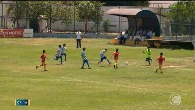 Fique por dentro dos últimos resultados do Campeonato Piauiense sub-11 - Fique por dentro dos últimos resultados do Campeonato Piauiense sub-11