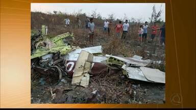 Dois paraibanos estão entre os mortos em acidente de avião no Pará - Eles eram da cidade de Sousa.