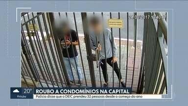 Criminosos se passam por moradores para assaltar prédios - Casos estão se espalhando pela capital. Condomínios da Vila Leopoldina e do Alto da Lapa distribuem um aviso para moradores e funcionários.