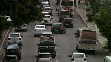 Excesso de velocidade é uma das principais infrações de trânsito em Maceió - Motoristas ainda desrespeitam limite de velocidade na capital.