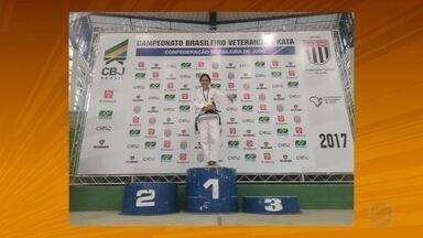Judocas de MS conquistam dois ouros no Campeonato Brasileiro de Veteranos - Onze atletas do estado participaram do torneio realizado no interior de São Paulo.