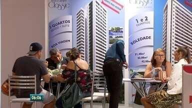 Feirão oferece mais de três mil opções de imóveis no Recife - Feirão da Casa Própria ocorre no Shopping RioMar