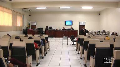 Acusado de homicídio vai a juri popular em Imperatriz - Arnaldo Pereira da Silva sentou no banco dos réus por estar sendo acusado de matar um homem em Imperatriz