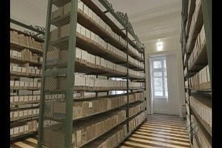 Arquivo público do estado reabre conservando obras centenárias - O espaço voltou a disponibilizar o valioso acervo, com livros e documentos importantes sobre a história paraense.