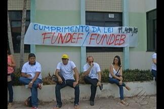 Em Paragominas, os professores da rede municipal entraram em greve - Ainda não há uma previsão de término da greve.