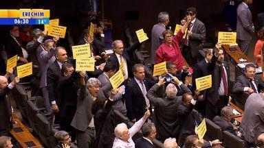 Veja como votaram deputados gaúchos na segunda denúncia contra Temer - Assista ao vídeo.