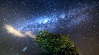Foto Via Láctea - Fotógrafos de Bauru se reúnem para registrar a Via Láctea