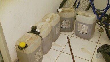 Secretária do Meio Ambiente é presa por desviar combustível em Alfenas, MG - Secretária do Meio Ambiente é presa por desviar combustível em Alfenas, MG