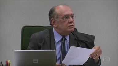 Gilmar suspende transferência de Cabral para presídio federal - Gilmar Mendes, do STF, julgou habeas corpus pedido pela defesa de Cabral. Liminar concedida pelo ministro contrariou outras 3 decisões da Justiça.