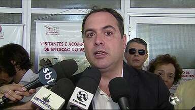 Governador diz que entrega Biesp no dia 14 de novembro - Novo Batalhão vai receber 300 policiais militares, com quatro companhias especializadas: Rocam, Radiopatrulha, Choque com Cães e Trânsito.