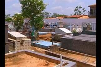 Em Marabá prefeitura prepara os cemitérios para receber os visitantes no dia de finados - A quinta-feira, 02 movimentará os cemitérios do interior do estado.