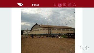 Moradores reclamam de ponto viciado de lixo em Cariacica, ES - Lixão começou a se formar no local.