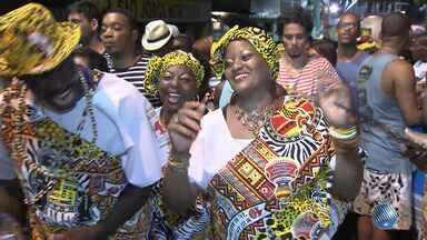 Bloco afro Ilê Aiyê completa 44 anos - O Ilê foi o primeiro bloco afro da Bahia e começou a sua história em novembro de 1974, no Curuzu, no bairro da Liberdade.