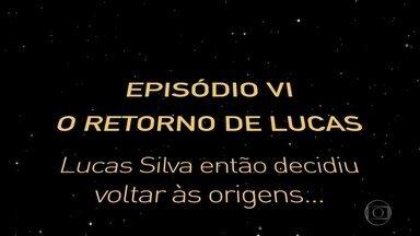 """Sabia que se a carreira de Lucas Silva fosse um filme, seria """"Guerra nas Estrelas""""? - Sabia que se a carreira de Lucas Silva fosse um filme, seria """"Guerra nas Estrelas""""?"""
