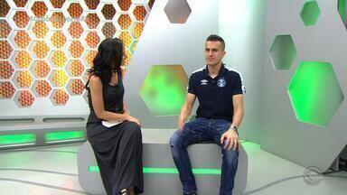 Globo Esporte RS - Bloco 1 - 02/11 - Assista ao vídeo.
