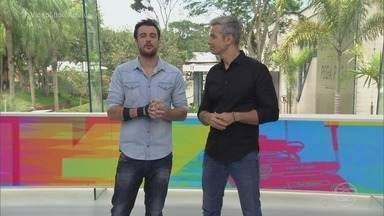 Vídeo Show - Programa de quinta-feira, 02/10/2017, na íntegra - O programa mostra os bastidores da televisão brasileira.