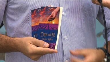Fábio Dantas lança sétimo livro - Fábio Dantas lança sétimo livro.