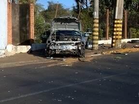 Registros de graves acidentes e tentativa de homicídio marcam o feriado - Fatos ocorreram em Presidente Prudente e Mirante Paranapanema.