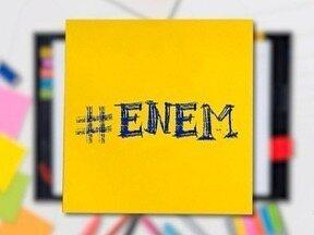 Tema de redação em prova do Enem é um dos grandes desafios dos estudantes - Assunto vira até apostas, mas é preciso atenção na construção do texto.