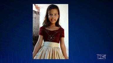 Polícia segue com buscas a menina de 10 anos que desapareceu em Paço do Lumiar - Ex-padrasto da criança já prestou depoimento e é considerado suspeito pela polícia