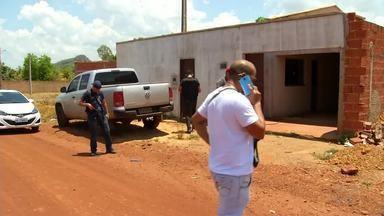 Quadrilha que roubava e revendia carros e caminhonetes de luxo é presa em Palmas - Quadrilha que roubava e revendia carros e caminhonetes de luxo é presa em Palmas