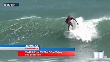 Sufistas disputam QS de Maresias em São Sebastião - Atletas da elite devem ir para o mar nesta sexta.
