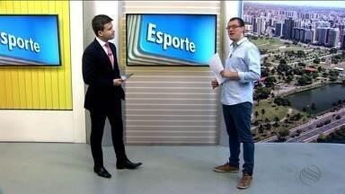 Confira as notícias do esporte desta quinta (03/11) - Thiago Barbosa destaca Copa TV Sergipe, Série A-2 do Campeonato Sergipano e 1º Encontrão de Mountain Bike de Aquidabã.