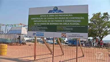 Primeira parcela do recurso para o projeto orla é liberado pelo Governo Federal - Do total de pouco mais de R$ 72 milhões foram liberados R$ cerca de 21 milhões pelo Ministério da Integração Nacional.