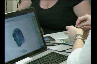O cadastramento biométrico em Santa Rosa, RS, está em andamento - Mesmo não sendo obrigatório, eleitores devem procurar o serviço.