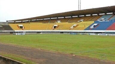 Morenão ainda não tem laudos para receber jogos do Campeonato Sul-Mato-Grossense 2017 - Morenão ainda não tem laudos para receber jogos do Campeonato Sul-Mato-Grossense 2017