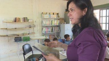 Em Cacoal, professora desenvolve projeto para preservação da linguagem indígena - O projeto foi premiado.