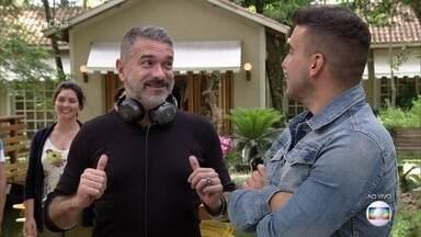 André Marques conversa com Dj Memê - Ele relembra parceria do Dj com Lulu Santos