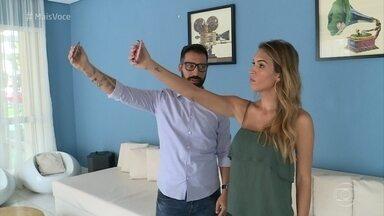 Como você seleciona a foto do perfil de suas redes sociais - O especialista em redes sociais André Miceli dá dicas para escolher o melhor tipo de foto para estampar suas páginas. O fotógrafo André Furtado também ensina a fazer a selfie perfeita!