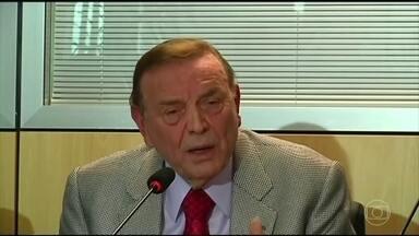 Começa em Nova York julgamento do ex-presidente da CBF José Maria Marín - Marin é acusado de receber propina na organização de torneios de futebol.