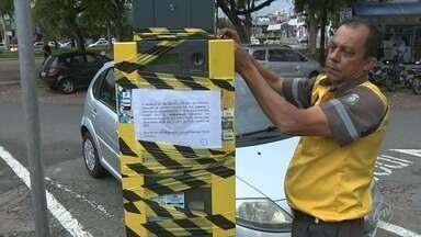 Prefeitura de Valinhos deve retirar todos os lacres dos parquímetros nesta quarta - Os equipamentos devem ser readequados para aceitar cédulas além das moedas, pagamento fracionado de meia hora e dar troco.