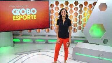 Globo Esporte - Bloco 1 - 08/11 - Assista ao vídeo.