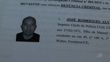 Policiais são afastados por sequestrar e extorquir de traficantes em Fortaleza - Confira mais notícias em G1.Globo.com/CE