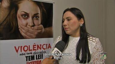 Aplicativo vai agilizar denúncia de agressão a mulheres no Ceará - Denúncia é feita à central policial sem passar por telefonista.