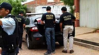 Polícia federal realiza operação contra fraudes em concursos no Ceará - Saiba mais em g1.com.br/ce