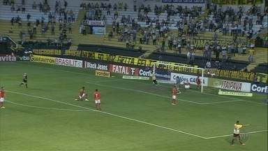 Boa Esporte perde para o Criciúma e entra no Z-4 da Série B - Boa Esporte perde para o Criciúma e entra no Z-4 da Série B